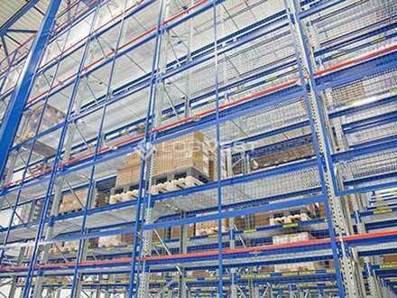 Neubau einer Logistikhalle am Industriegebiet Schwedt