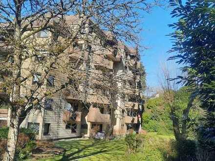 Freundliche 2-Zimmer-Wohnung mit Balkon und Einbauküche in Haslach im Kinzigtal