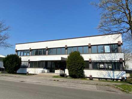 Gewerberäume/Büros in 86316 Friedberg-West/Josef-Wassermann-Str. 6 / 225 m², teilbar 97 m² / 128 m²