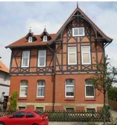 Geräumige und erschwingliche Wohnung mit drei Zimmern in Wolfenbüttel