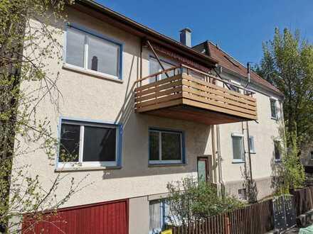 Von Privat: Tübingen-Südstadt. Sonniges 1-2 Familienhaus, leicht teilbar, sofort beziehbar!