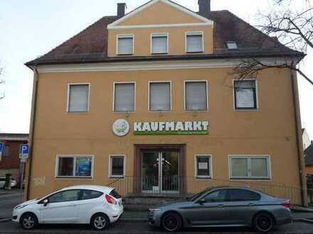 Wohn- und Geschäftshaus mit Potenzial in Schwabach!!!