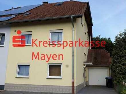 VERMIETUNG - Doppelhaushälfte in ruhiger Ortsrandlage