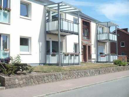 Neustadt zentrumsnähe: 3 Zimmer Wohnung mit Balkon und Garage