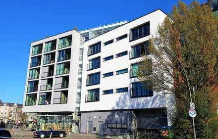 Sofort frei: riesige 1-Zimmer-Wohnung im Herzen von Eppendorf! RKS 40 Whg. 18