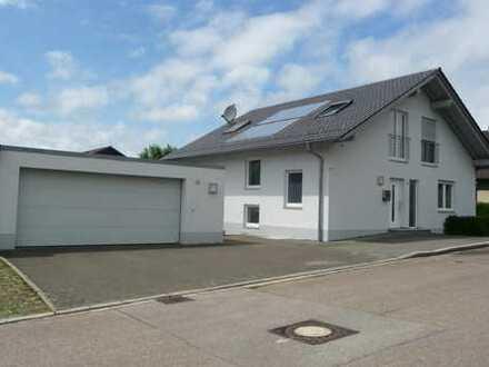 Modernes freistehendes Einfamilienhaus in sehr ruhiger Wohnlage