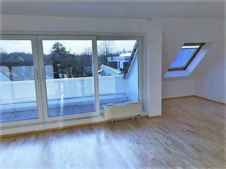 Gepflegte 3,5 -Zimmer-Maisonette-Wohnung mit Balkon und Einbauküche in Essen
