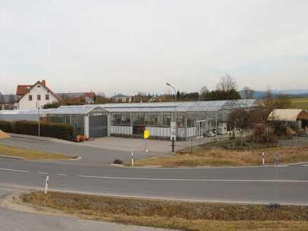 Gewerbeimmobilie in Bestlage von Ebersdorf