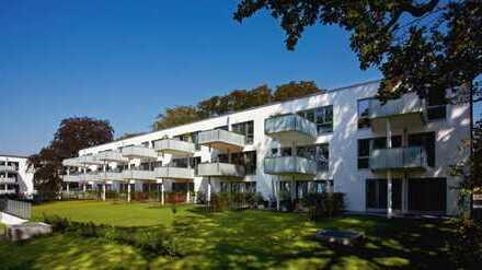 Gehobene 3-Zimmerwohnung mit Einbauküche und Balkon!