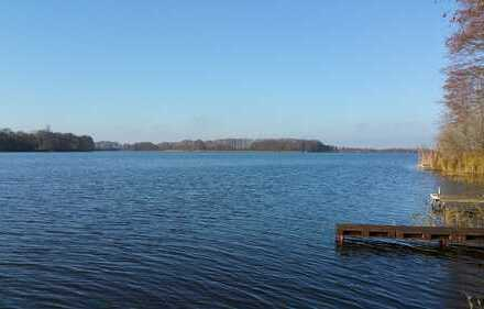 Traumhaftes Wassergrundstück für Ferienbebauung, 40 min von Berlin entfernt