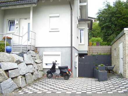 Gepflegte 2-Raum-Single-Wohnung mit Einbauküche in Hessen - Mörlenbach