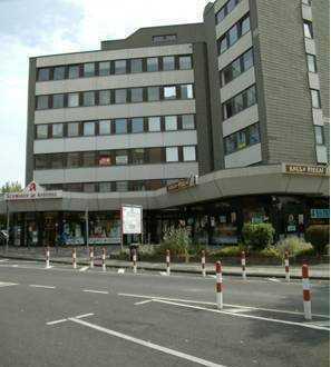 Praxis- oder Büroräume in zentraler Lage in Alsdorf zu vermieten