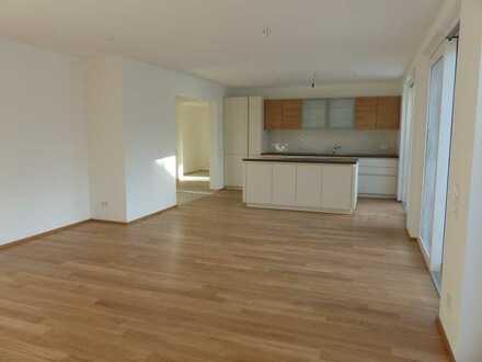 Nette Nachbarn gesucht, Erstbezug moderne 3-Zi WHG mit Küche und Terrasse in Nonnenhorn