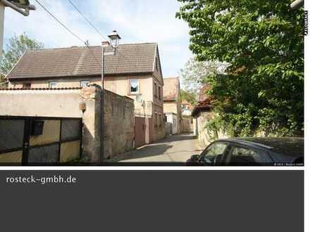Freistehendes Einfamilienhaus / ehemaliger Bauernhof