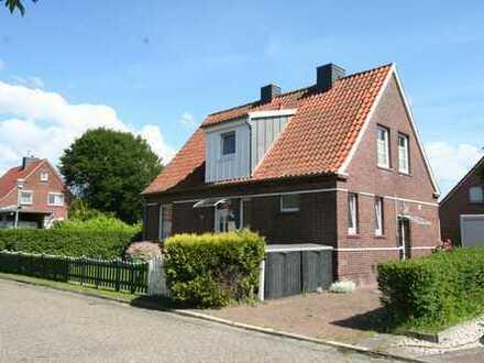 Schönes zentral gelegenes Einfamilienhaus in Norden (Süderneuland II)