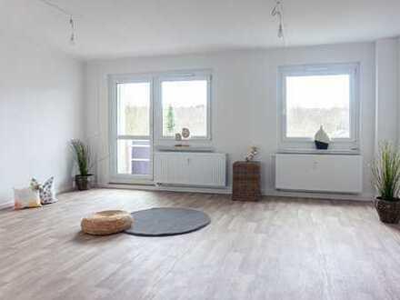 4-Raum-Wohnung mit vielen Highlights
