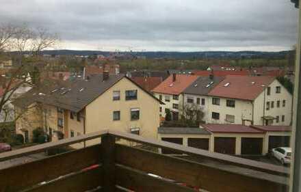2 Zimmer DG mit Balkon, Ditzingen Kernstadt