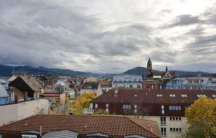 DG-Wohnung über den Dächern Freiburgs