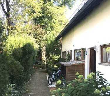 Best-Lage Solln/ Prinz-Ludwig-Höhe: 5-Zimmer-RMH mit Garten, super ruhig!