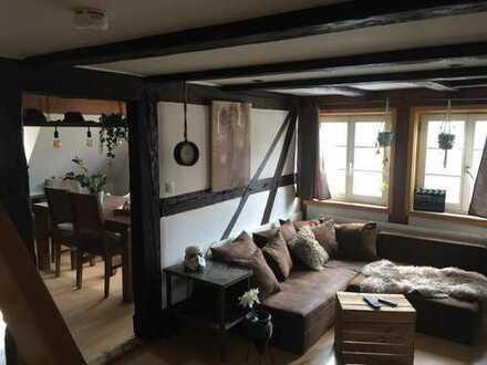 Wunderschöne 3-Zimmer-Maisonette-Wohnung im Herzen Eutingens
