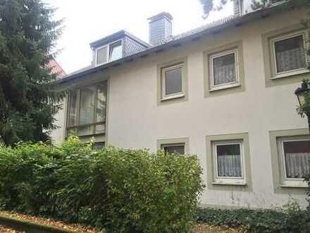 2-Zimmer-Wohnung mit Balkon in Scherfede