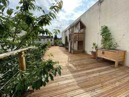 Stilvolles, geräumiges und vollständig renoviertes Reihenhaus mit fünf Zimmern in Bremen