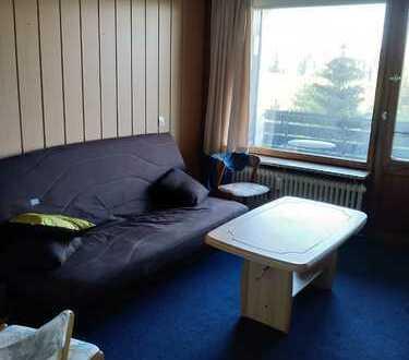 Schöne, geräumige ein Zimmer Wohnung in Kniebis