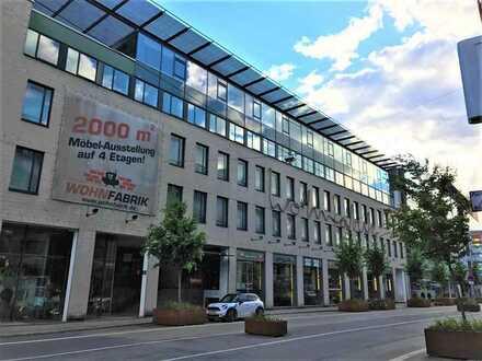 Lassen Sie uns Ihre neuen, attraktiven Büroräume im Herzen von Pforzheim gemeinsam gestalten!