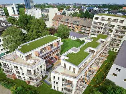 3 Zi Wohnung im EG inkl TG in Eimsbüttel zu Verkauf