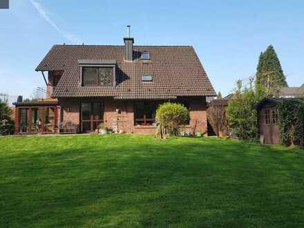 Charmantes Haus mit tollem Grundstück in begehrter Wohnlage von St. Mauritz!