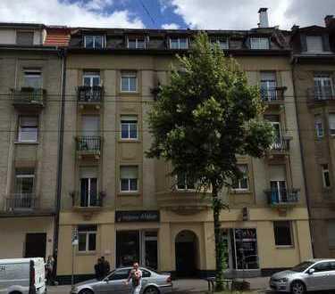 Toll sanierte Zweizimmerwohnung in guter Lage von Mannheim-Neckarstadt