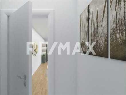 RE/MAX - Ideal für Azubis und Studenten: 1,5-Zimmer-Neubauwohnung in zentraler Lage in Pforzheim!