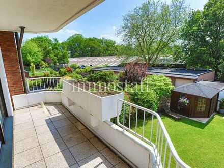 BOT-VONDERORT! Schöne Eigentumswohnung im 1. OG mit Balkon & 2 Garagen zu verkaufen!