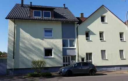 schöne 3-Zimmer Wohnung mit Ausblick und Balkon im Herzen von Sontheim