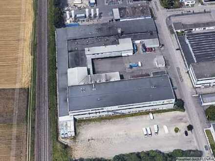 Produktion-, Lager- und Büroflächen in Gersthofen