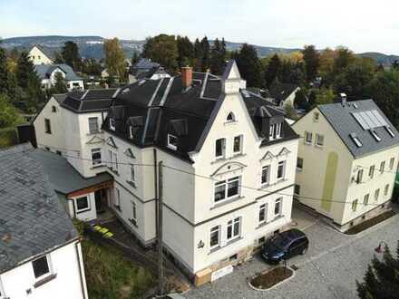 Herrliche Gründerzeit - Villa in Lauter - Bernsbach