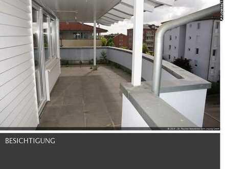 4 Zimmer ETW mit ca. 47 qm Terrasse im Leipziger Norden