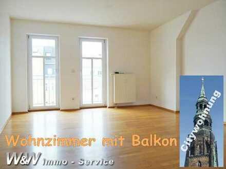 tolle 4 Zimmer mit 2 Balkone und Gäste WC