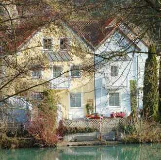 Wohn- und Geschäftshaus (Feriengastronomie) im Unteren Altmühltal