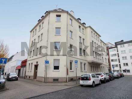 Im Herzen der Stadt: Vermietete 2-Zimmer-Wohnung im Zentrum von Gelsenkirchen