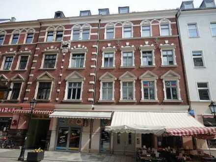 Kleiner Laden in der Äußeren Plauenschen Straße