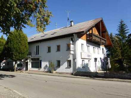 Restaurant/Pension, Wohn-/Geschäftshaus im Luftkurort Hayingen – Umnutzungspotenzial, provisionsfrei