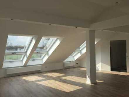 Moderne und sanierte Dachgeschosswohnung in Bösperde ab sofort zu vermieten!