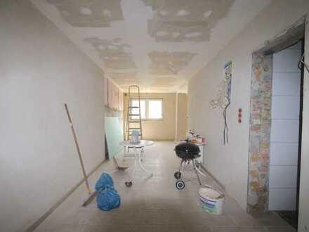Barrierefreie 2-ZKB EG-Wohnung mit Terrasse