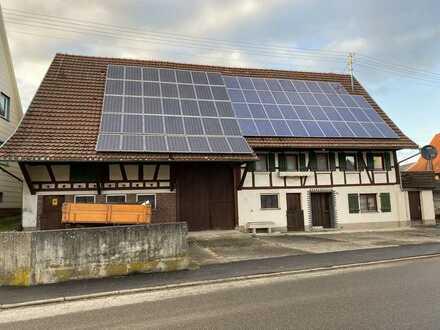 Schönes 7-Zimmer-Bauernhaus in Rosenfeld, Rosenfeld- Täbingen