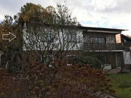 Eigentumswohnung mit Gartenmitbenutzung und Balkon in Top-Lage von Wilnsdorf