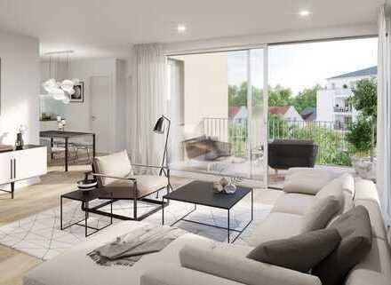 4-Zimmer-Wohnung mit Dachterrasse und Balkon
