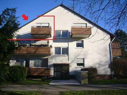 Gemütliche 3-Zi-DG-ETW, Ettlingen-Bruchhausen