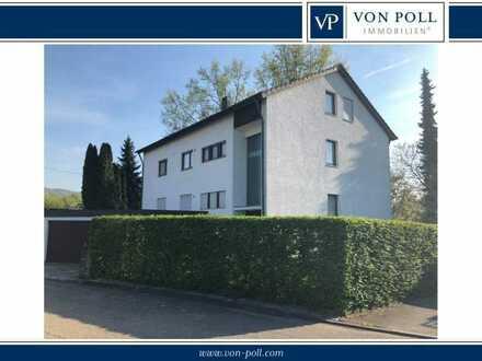 Ruhig gelegene 4-Zimmer-Souterrain-Wohnung mit ca. 80 m² Gartenanteil