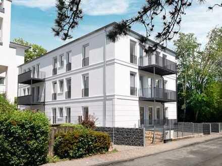 Exklusive 4-Zimmer-Luxuswohnung in begehrtester Wiesbadener Wohnlage!